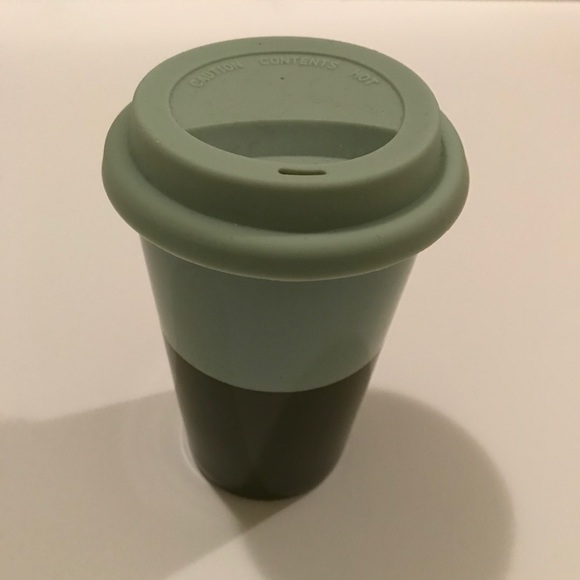 Room Essentials Blue/Green Stoneware Mug